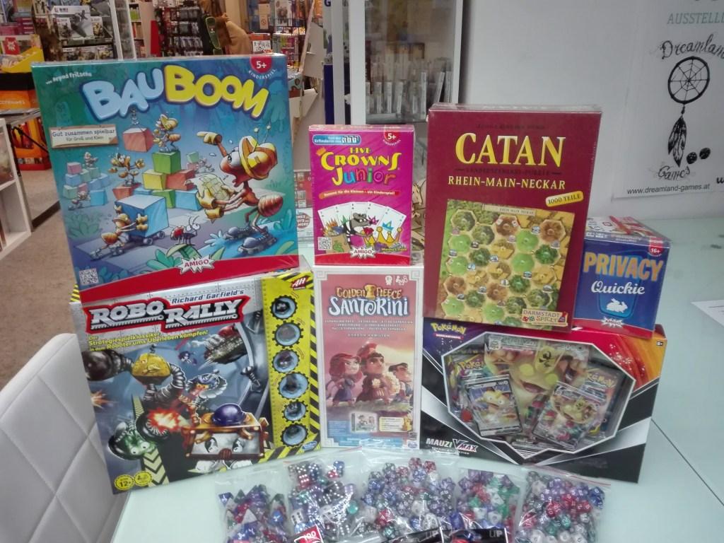 Games, Toys & more Santorini Das goldene Vlies Erweiterung brettspiele Linz