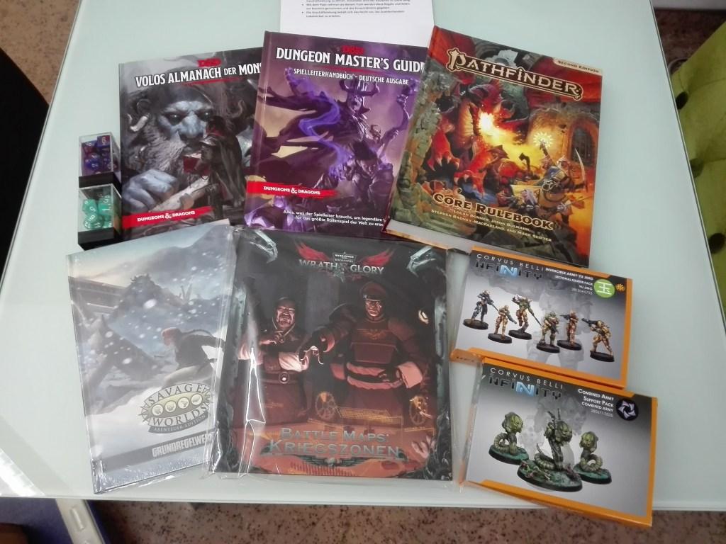 Games, Toys & more Wrath & Glory Warhammer Rollenspiel Linz