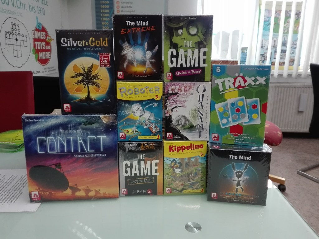 Games, Toys & more The game quick and easy NSV Linz