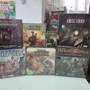 Games, Toys & more Obscurio Kennerspiele Linz