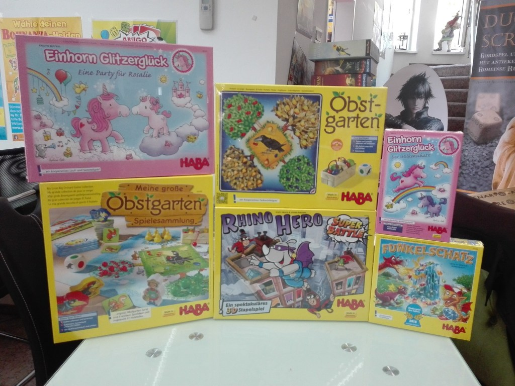 Games, Toys & more Einhorn Glitzerglück Kinderspiele Linz