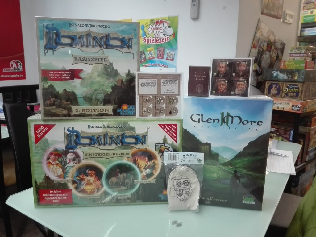 Games, Toys & more Glen More II Chronicles Expertenspiele Linz