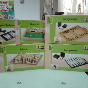 Games, Toys & more Backgammon Holzspiele Linz