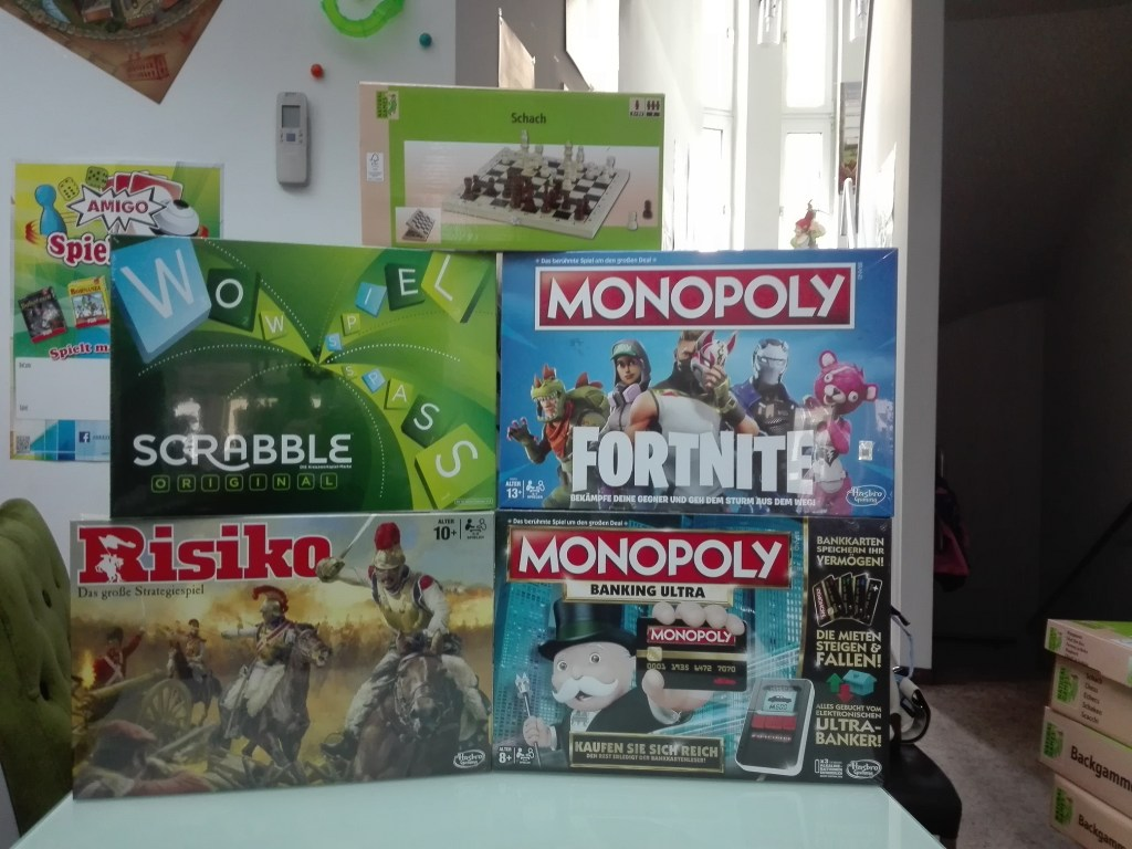Games, Toys & more Monopoly Fortnite Familienspiele Linz