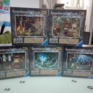 Games, Toys & more Exit Puzzles Ravensburger Linz