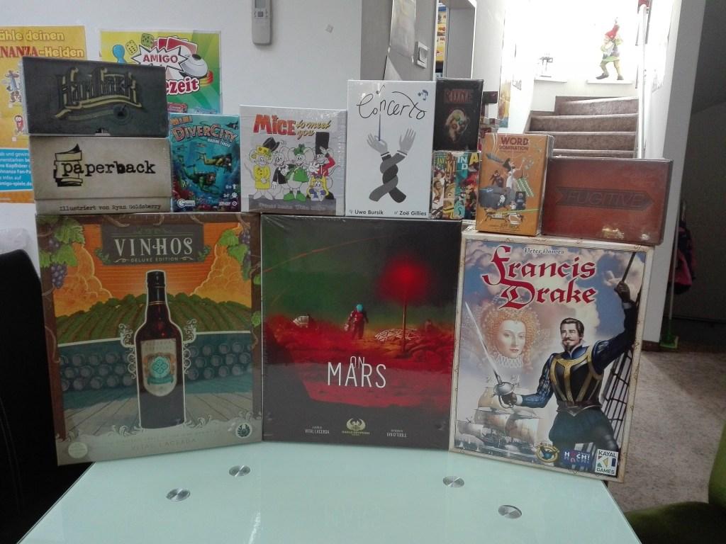 Games, Toys & more On Mars mit deutscher Anleitung Linz