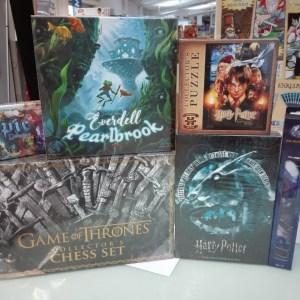 Games, Toys & more Game of Thrones Schach Merchandize Linz