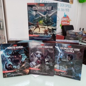 Games, Toys & more Dungeons & Dragons RPG Linz
