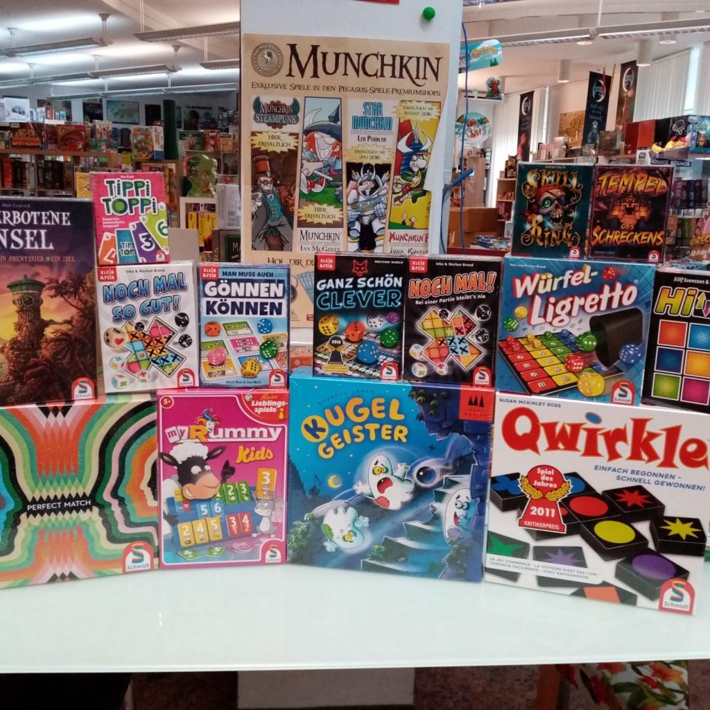 Games, Toys & more Gönnen Können Würfelspiele Linz