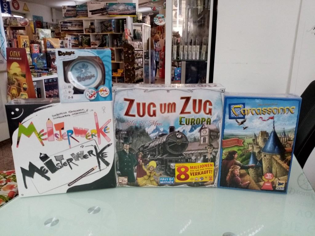 Games, Toys & more Zug um Zug Europa Moderne Klassiker Brettspiele Linz