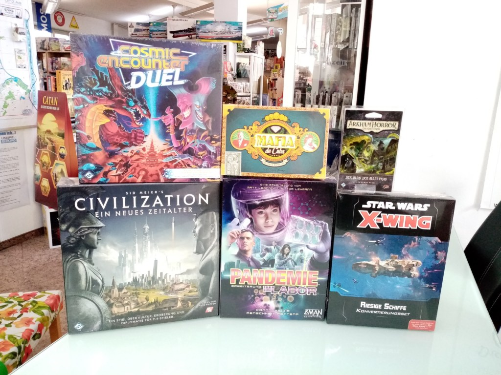 Games, Toys & more Cosmic Encounter Duel 2 Personenspiele Linz