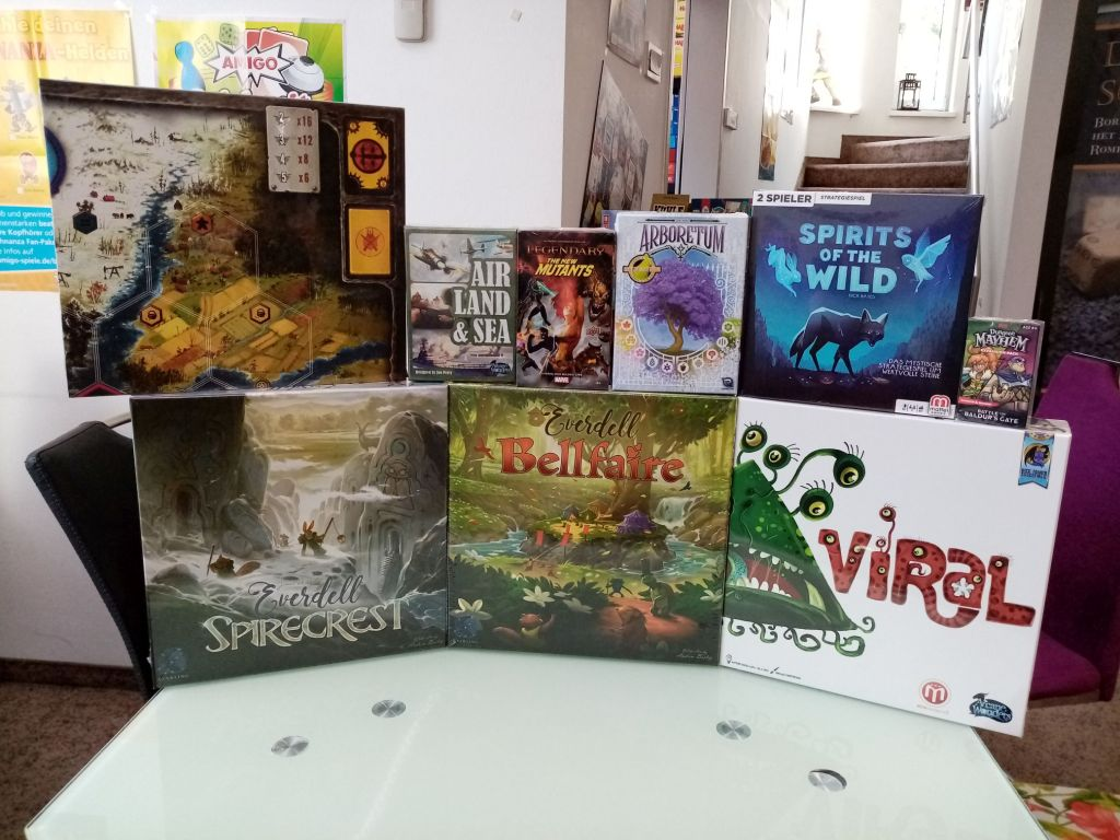 Games, Toys & more Spirits oft he Wild Mattel Spiele Linz