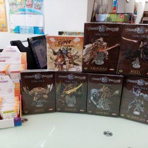Games, Toys & more neue Helden Sword & Sorcery Dungeon Crawler Linz