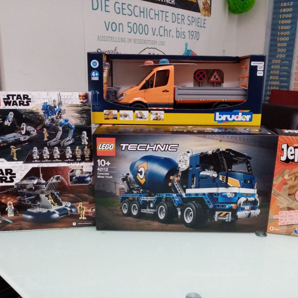 Games, Toys & more Star Wars Lego Linz