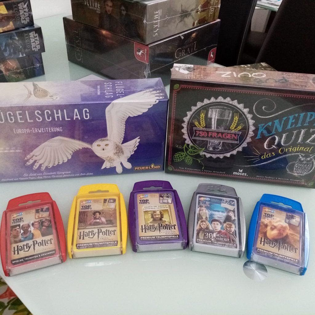 Games, Toys & more Harry Potter Top Trumps Kartenspiele Linz