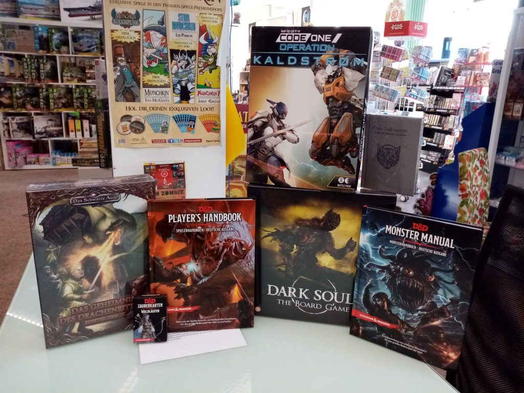 Games, Toys & more Infinity Code One Operation Kaldstrom Science Fiction Tabletop Linz