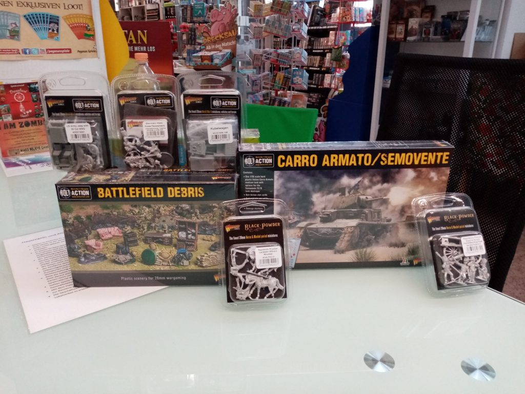 Games, Toys & more Carro Armato Bolt Action Warlord Games Tabletop Linz