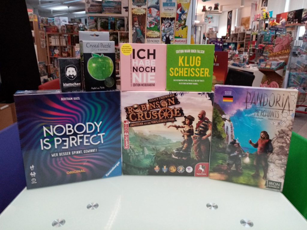 Games, Toys & more Nobody is perfect Ravensburger Partyspiele Linz