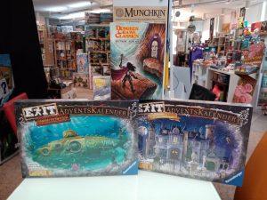 Games, Toys & more Exit Adventkalender Ravesburger Linz