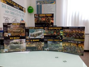 Games, Toys & more Bolt Action Tabletop Warlord Games Linz