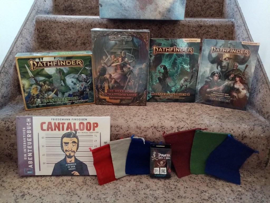 Games, Toys & Pathfinder 2 Einsteigerbox Rollenspiel Linz