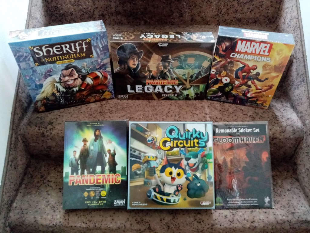 Games, Toys & more Sheriff of Nottingham Partyspiele Linz