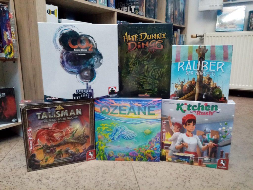 Games, Toys & more Ozeane Schwerkraft Spiele Linz