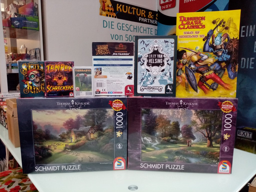 Games, Toys & more Dungeon Crawl Calssics Pen & Paper Linz