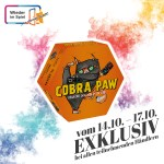 Games, Toys & more Cobra Paw Asmodee Spiel Lokal 2021 Linz