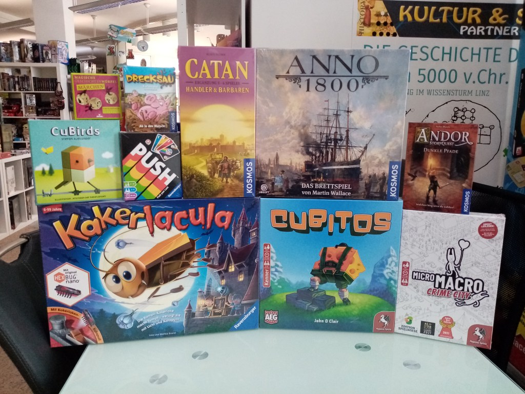 Games, Toys & more Andor Story Quest Dunkle Pfade Kosmos Spiele Linz