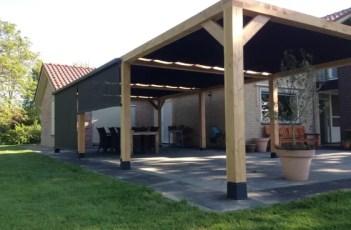 Maatwerk terrasoverkapping