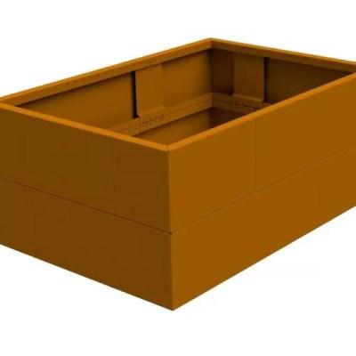 Straightcurve Box - Modulaire bakken