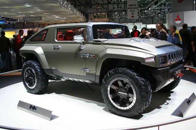 2016 Hummer HX