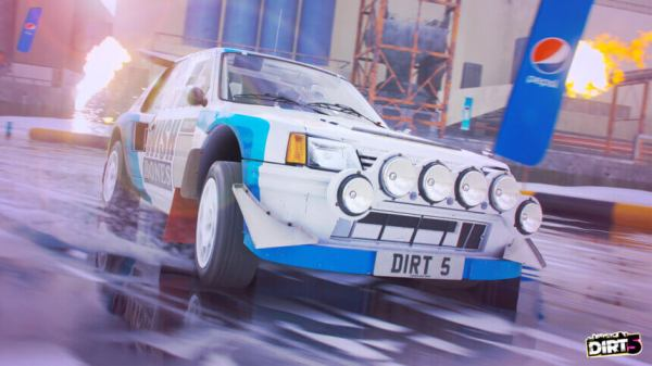 DIRT 5's Latest Preview Video Presents Ice Breaker Events