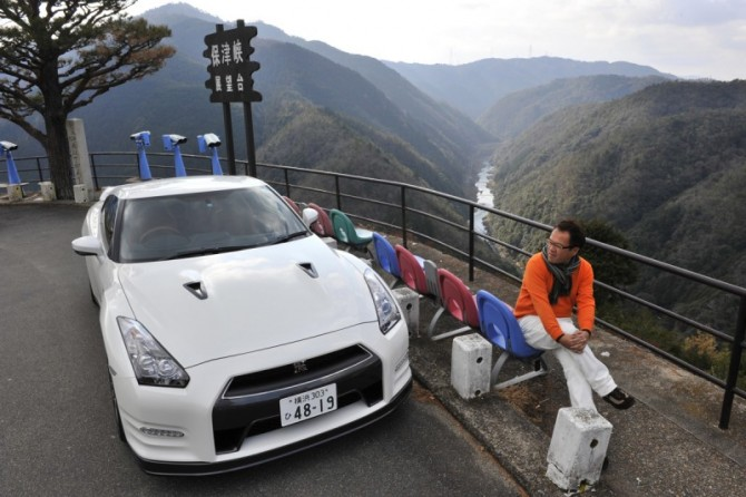 GTR with Jun Nishikawa