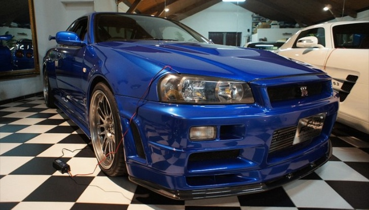 Nissan Skyline GT-R with a price tag of 1,000,000 Euros?! 日産スカイラインGT-Rが100万ユーロ?!