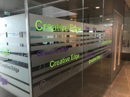 Office window graphics and Wall Art