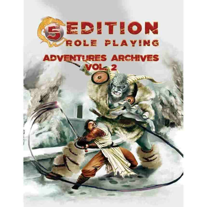 Image result for D&D 5E: Adventure Archives vol 2