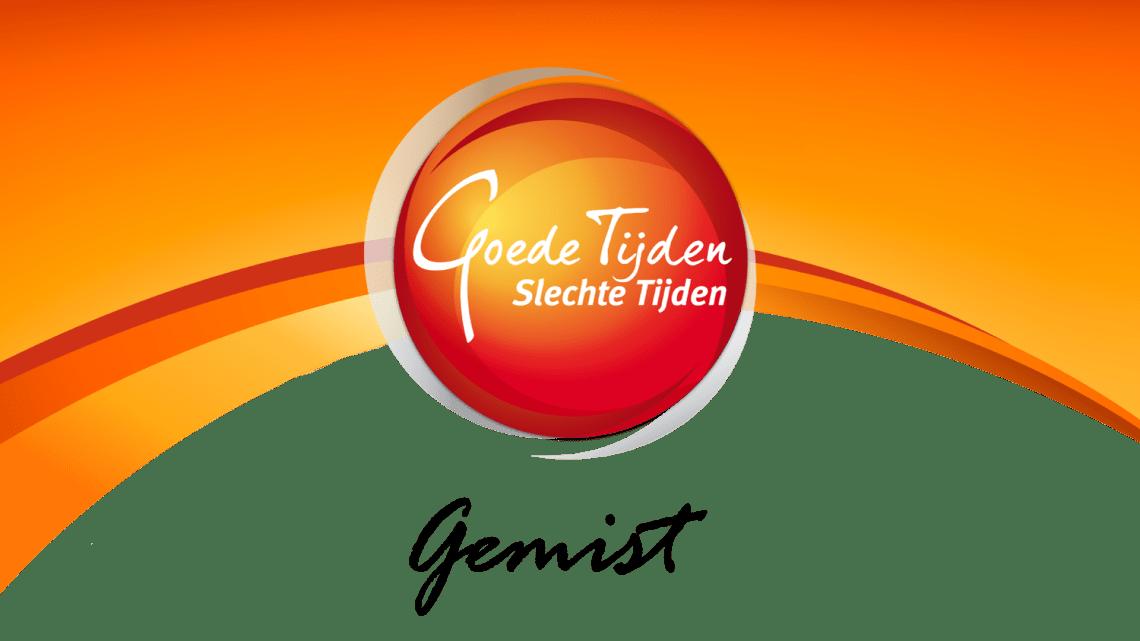 GTST Gemist maandag 15 oktober 2018