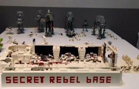 SECRET REbEL bASE