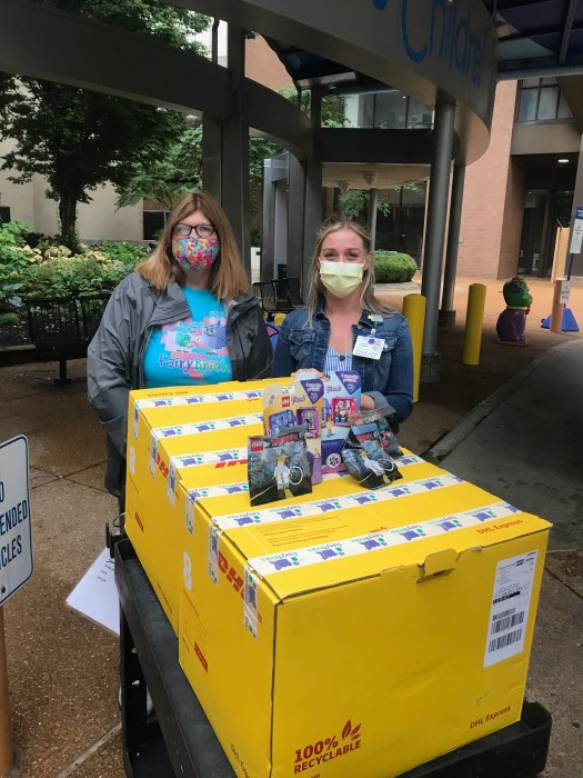 St. Louis Children's Hospital Delivery