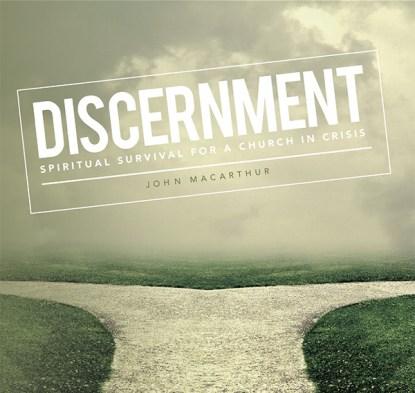 Discernment: Spiritual Survival for a Church in Crisis