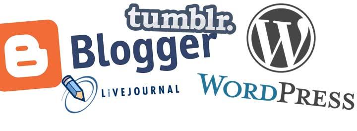 Piattaforme blogging gratuite