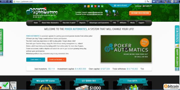 Poker Automatics