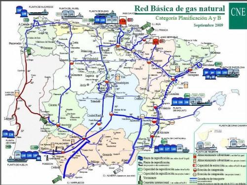 yela mapa gas
