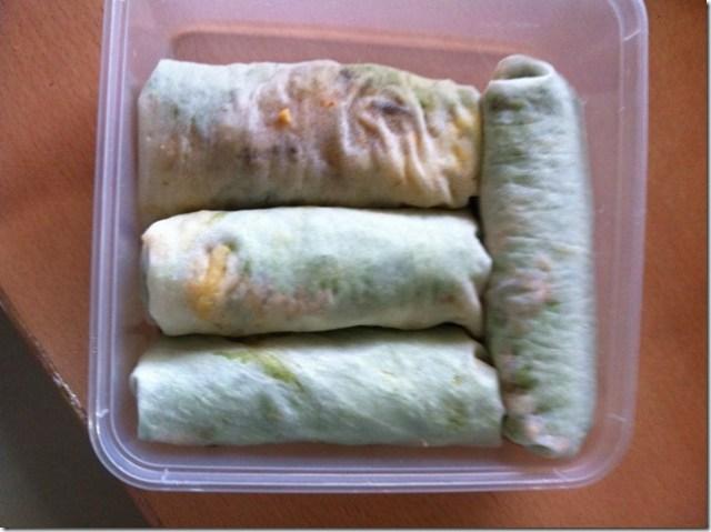 Malaysian Singaporean Chinese Food–Popiah Sarawak Style