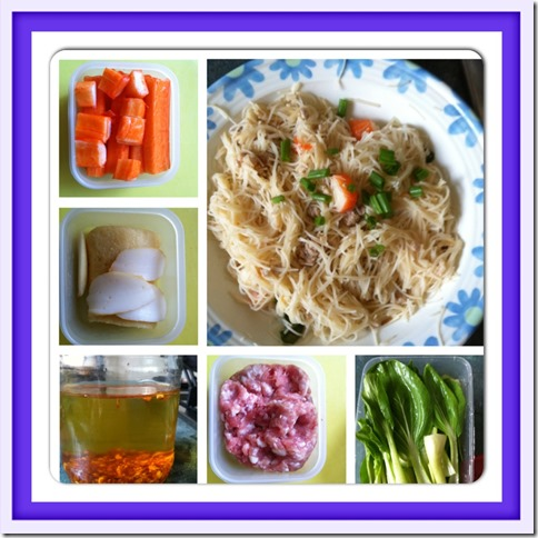 Food Preparation Series–Kolo Beehoon