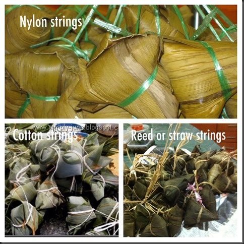Is there any relationship between Dragon in a boat and a Peranakan Women?….The process of making Nonya Chang revisited…(Part II)