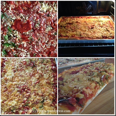 Vegetarian Pizza Is Just As Tasty ! Simple And Basic Vegetarian Pizza Preparation