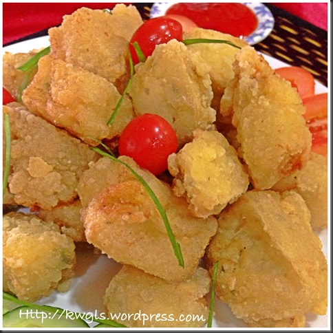 Fish Paste + Bean Curd = Presentable Seafood Tofu Dishes!